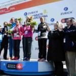 Cuarto año de éxito consecutivo de la Zurich Maratón de Barcelona