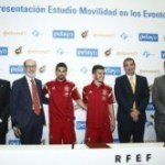 Pelayo presenta un Informe sobre Inseguridad vial y fútbol