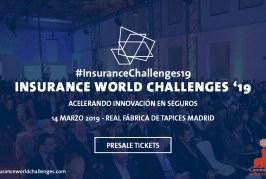 Reserva anticipada para Insurance World Challenges 19