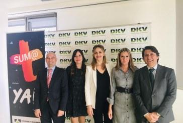 El Colegio de Zaragoza y DKV realizan las primeras jornadas formativas enfocadas a jóvenes mediadores