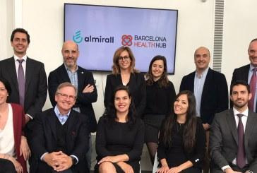 Almirall se adhiere a barcelona health hub, ecosistema internacional para la transformación de la salud digital