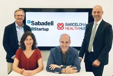 BStartup y Barcelona Health Hub firman un convenio de colaboración para impulsar la innovación en salud