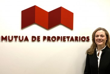 Laura López Demarbre, directora de estrategia de Mutua de Propietarios