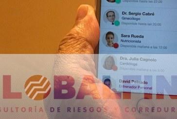 La Correduría GLOBALFINANZ lanza app gratuita con chat médico
