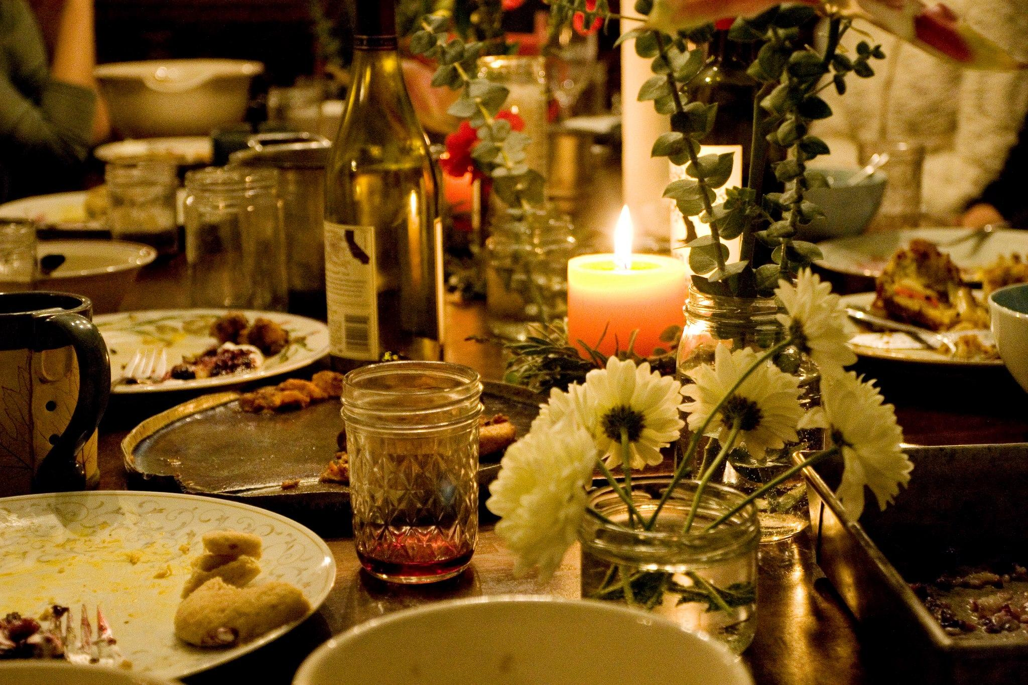 The Dinner Party Community Partners