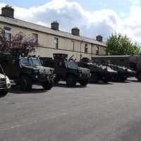James Stephens Barracks Open Day 2019
