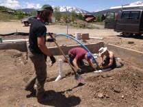 More digging....