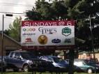 Sponsors of Sundays @ 6