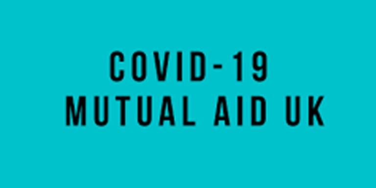 Covid 19 mutual aid uk