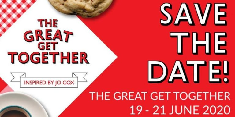 Be part of the Great Get Together 2020