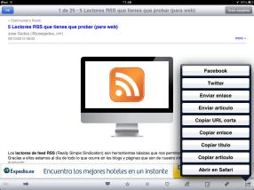 FeeddlerRSS (iPad)