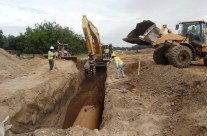 Project Renews Ground Breaking