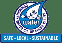community water company logo