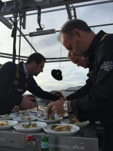 Dinner in the sky 3