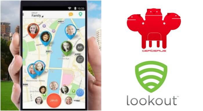 Lookout Security Android