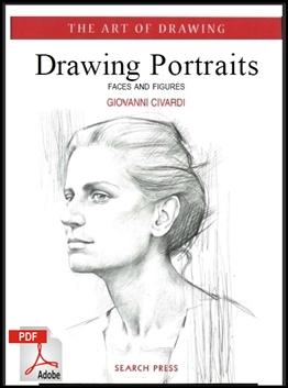 Resultado de imagem para civardi drawing portraits faces and figures pdf