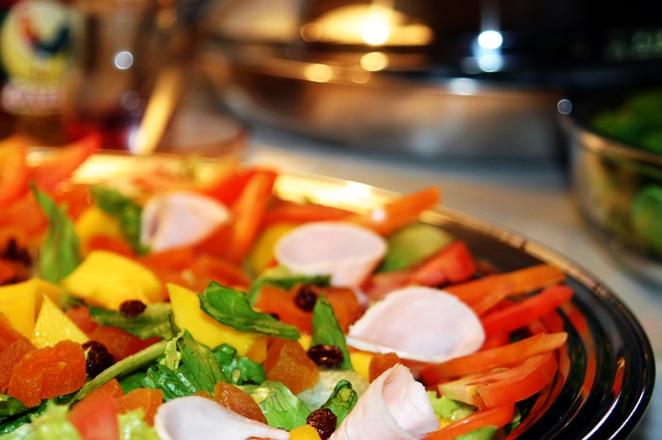 30 Días Reto de Comida Saludable