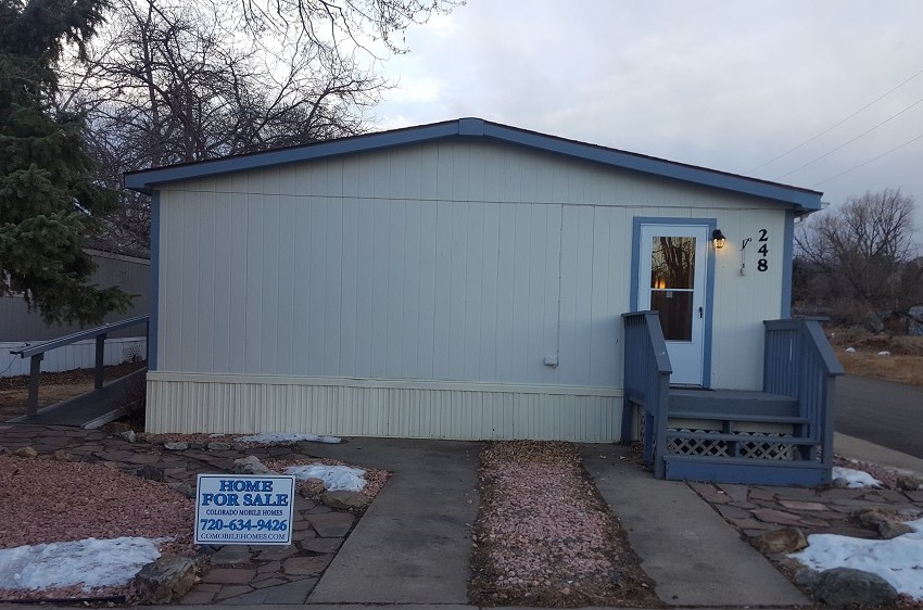 LARGE DOUBLEWIDE IN DOWNTOWN BOULDER - Colorado Mobile Homes ... on container home roof shed, mobile home frame shed, flat roof shed, duplex roof shed, cottage roof shed, saltbox roof shed, barn roof shed,