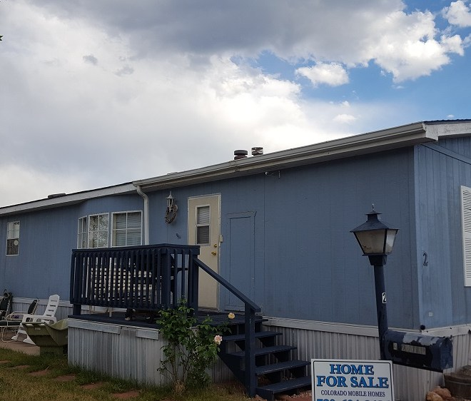cheap mobile home denver