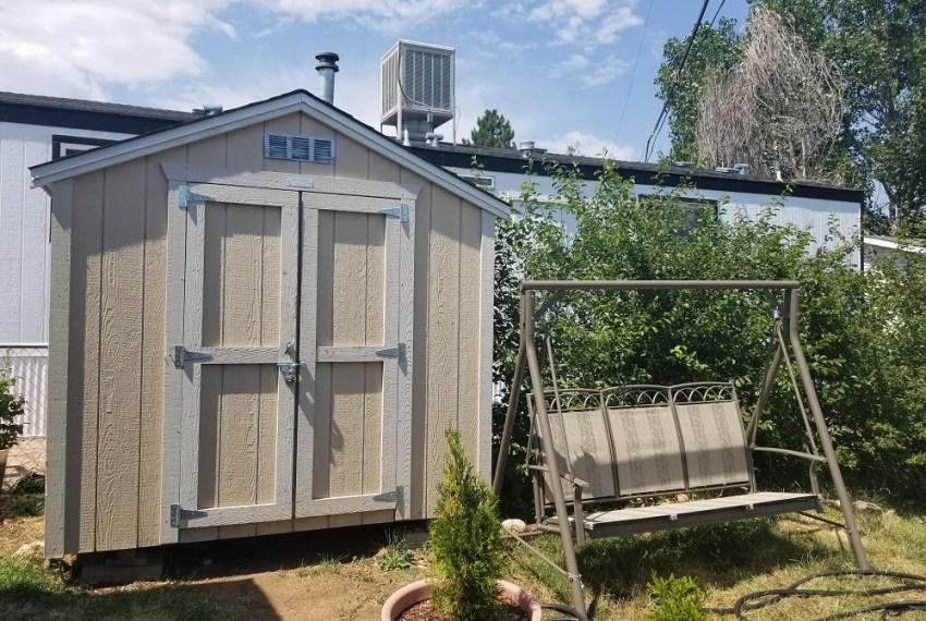 mobile homes near golden, co