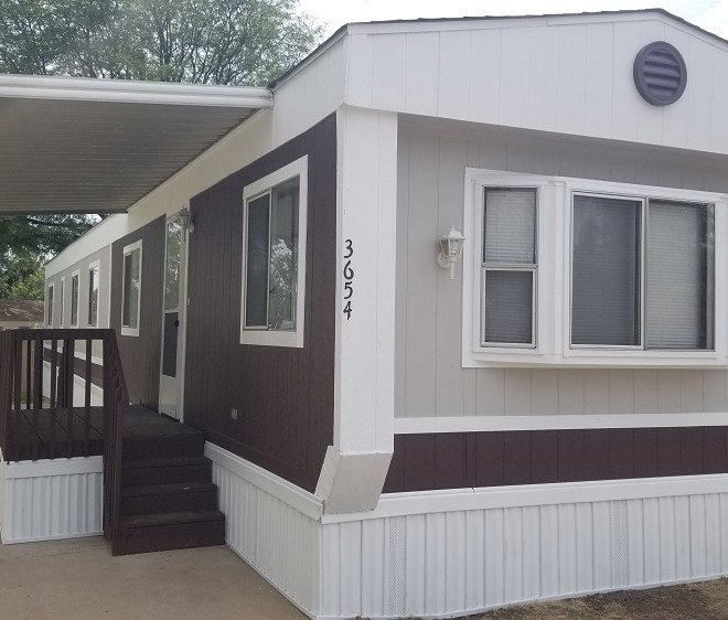 manufactured homes in denver