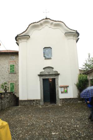 Oratorio della Madonna Nera, Rogaro