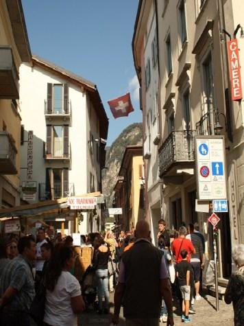 The Location - Via S. Damiano