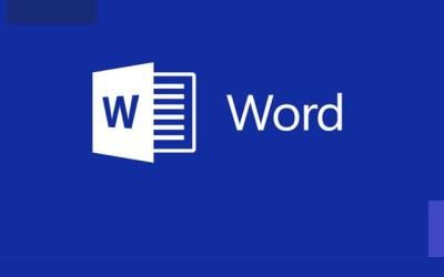 Cómo crear un indice en Word