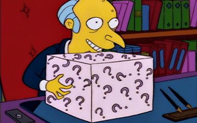 Cómo crear una caja sorpresa