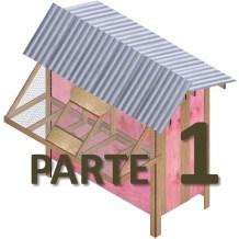 Modelo de Pombal em Madeirite 1ª parte