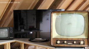 Como descartar TV de tubo antiga