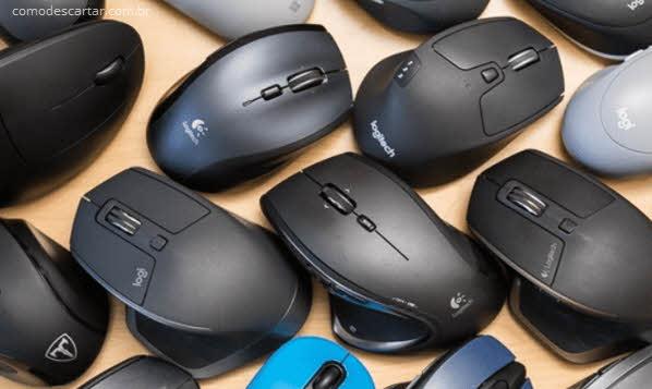 Como descartar mouse de computador