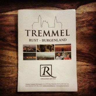 Tremmel - Austrian wine