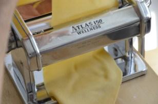Pasta for Cappellettis