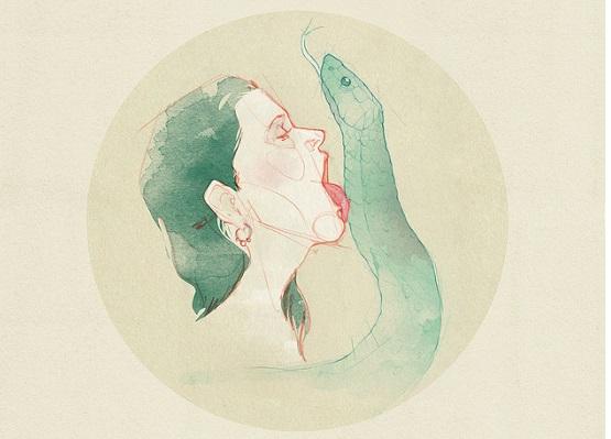 El silbido de la serpiente
