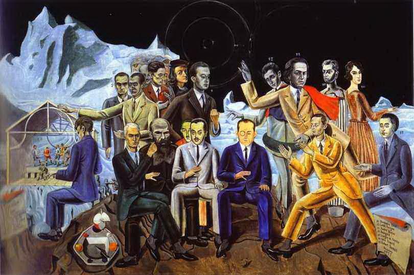 Escuelas literarias en la historia autores y obras for Minimal art obras y autores