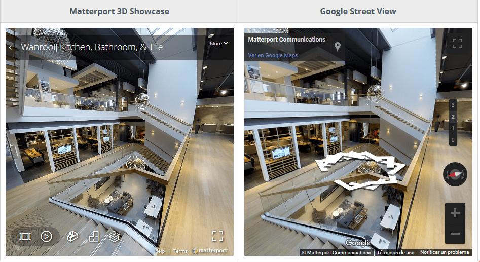 google maps - google street view - comoestaralli