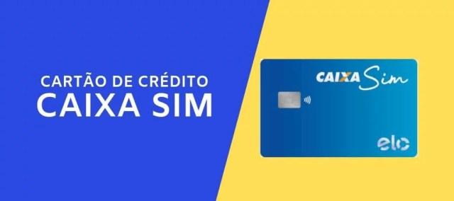 Como obter cartão de crédito da CAIXA