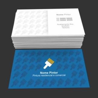 Cartão de Visita Pintor Modelo 03