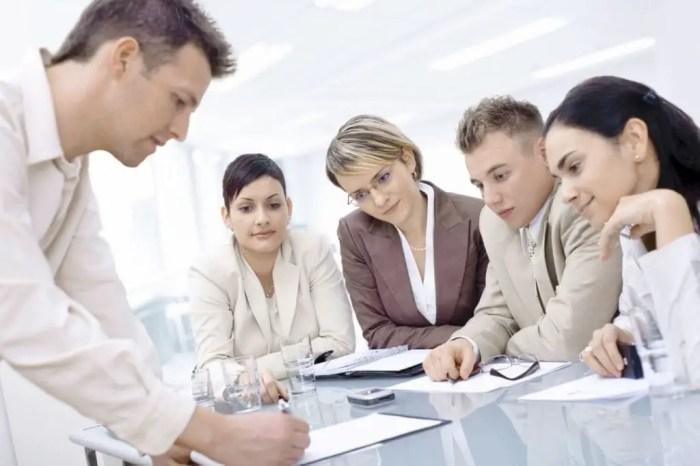 Gestionar un buen liderazgo empresarial es fundamental para la visión de negocio