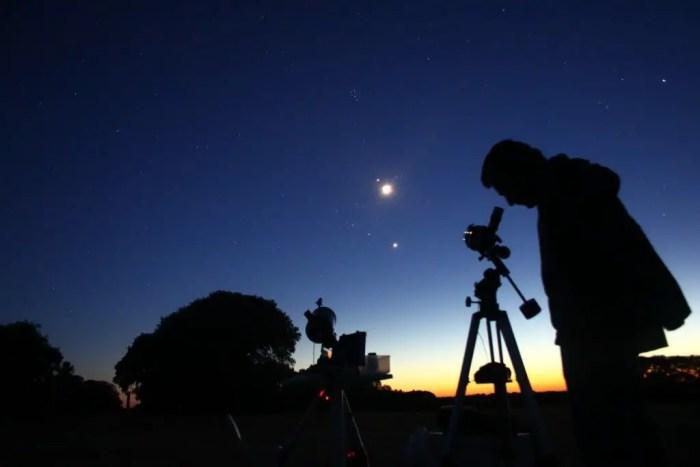 Gracias a los telescopios la historia de los planetas ha ido evolucionando a lo largo del tiempo