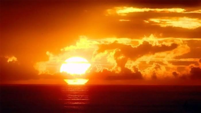 Rompe con tu rutina, levantate un dia mas temprano de lo normal y ve a disfrutar del amanecer