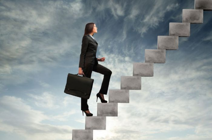 Una persona honesta muestra tener claros sus objetivos y resistir hasta alcanzarlos
