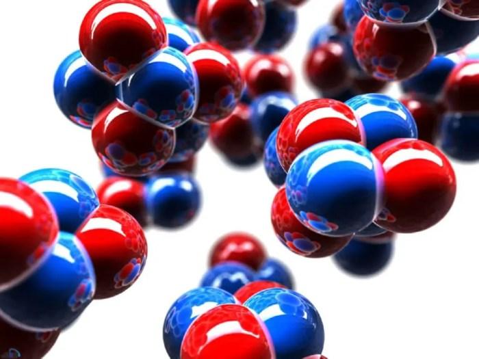 Las moleculas se encuentran en movimiento constante