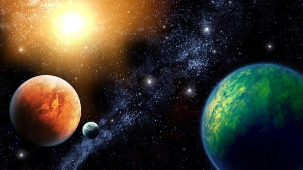 Resultado de imagen para imagenes del universo
