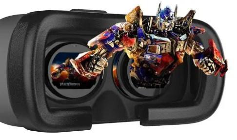 realidad virtual pelicula