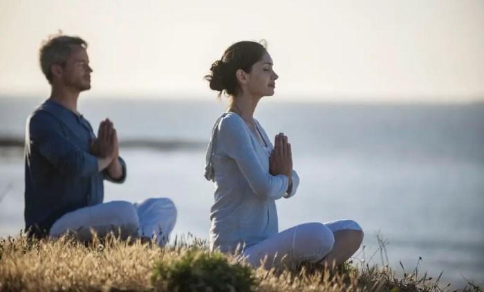 El cuerpo es la herramienta principal para la meditación