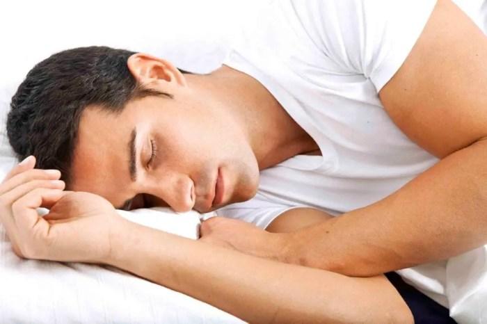Dormir poco suele ser mas comun en las personas que sufren estres, que en las que duermen mas