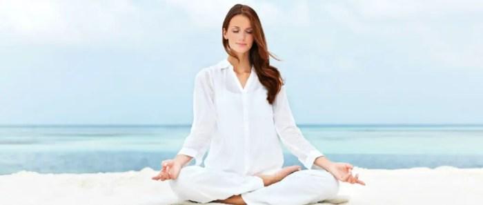 La meditación ayuda a combatir el estrés y la ansiedad