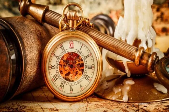 reloj optico duracion de un segundo